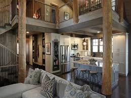 falling waters cabin modern rustic homes