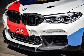 bmw m5 cars 2018 bmw m5 motogp safety car exposed