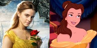 new u0027beauty and the beast u0027 cast compared to the original animated