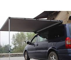 4x4 Awning 4x4 Offroad Outdoor Camping Retractable Side Awning Color Customized