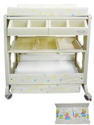 Ubi Changing Table Bathing Changing Baby Changing Station Beige Bb0070