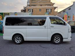 toyota hiace 2015 2015 toyota hiace van super gl long used car for sale at