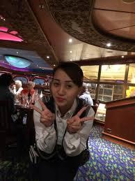 blue martini waitress henris nightclub cruise ship cruise critic