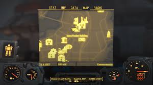 Fallout 4 Map With Locations by Fallout 4 How To Get The Freefall Armor Legs Usgamer