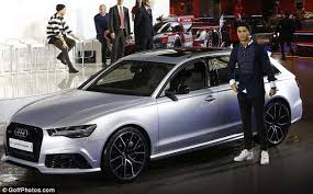 audi costly car madrid players get expensive audi cars football pulse