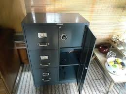 fireproof safe file cabinet safe file cabinet sentrysafe 4 drawer fire safe file cabinet