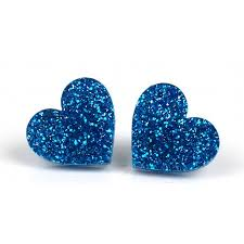 glitter stud earrings 51 best earrings i images on stud earring