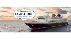 Sweepstakes by Enter The Disney Family Movies Magic Of Europe Sweepstakes Now
