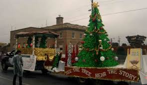 johnson city press 2015 christmas parade a parade of trees to