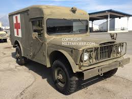jeep kaiser militaryjeep com kaiser m725 ambulance m715 818 772 0806