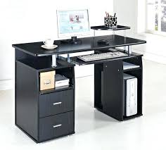 Small Black Computer Desk Black Computer Desk Black Desk Cheap Small Black Computer Desk