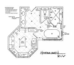 awesome floor plan with master awesome bathroom floor plan topup wedding ideas