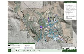 Cal Poly Floor Plans by Master Plan Cal Poly Master Plan