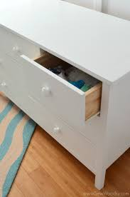 Kendall Bedroom Furniture Pottery Barn How To Build An Extra Wide Simple Dresser Sew Woodsy