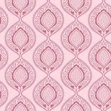 wallpaper luxury pink luxury pink ornamental floral wallpaper stock vector ka lou