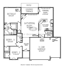 the grayson new home floor plan in partin place by kb home forafri