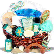 spa gift basket ideas 6 unique gift baskets you ll want to buy for yourself