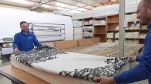 fabbrica materasso quelli della notte fabbrica materassi fasi produzione