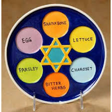 passover seder supplies ceramic bisque unpainted seder plate 8 of 12