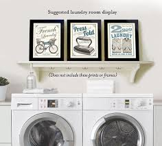 Vintage Laundry Room Decor Vintage Laundry Room Decor Wash Fold Wall Sign