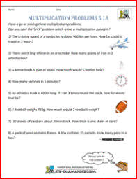 long division worksheets for 5th grade