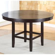 36 Inch Round Kitchen Table by Modus Bossa 54 Inch Round Counter Height Dining Table Beyond Stores