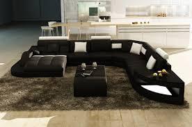 canap cuir panoramique sydney canapé panoramique design cuir
