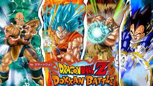 dragon ball dokkan battle characters ssgss ios