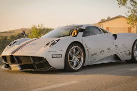 pagani huayra gold road testing the pagani huayra on ignition