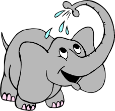 coloring pages printable elephant ace images clip art library