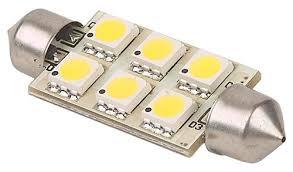 imtra marine lighting led imtra led replacement bulb warm white sv8 5 socket