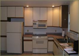 paint wooden kitchen cabinets paint pressed wood kitchen cabinets trends also painting particle
