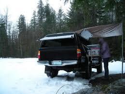 Diy Roof Rack Awning Show Me Diy Truck Cap Awnings Tacoma World