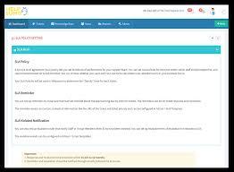 Help Desk System Sla Management Helpsumo