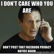 Facebook Memes - 25 best memes about facebook privacy facebook privacy memes