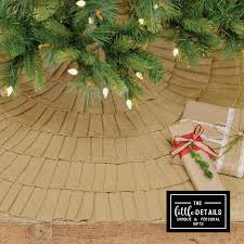 40 acres christmas tree skirt u2013 the little details christmas ideas