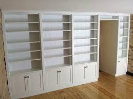 floor to ceiling bookshelves plans idi design best shower