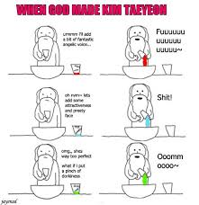 When God Made Me Meme - teaser k taeyeon why teaser images 4 page 2 music onehallyu
