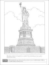 statue liberty ellis island coloring book boost series