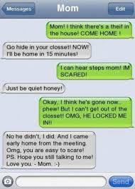 Funny Memes For Moms - sick mom funny text