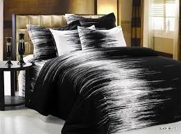 fresh black white duvet sets 15 in boho duvet covers with black