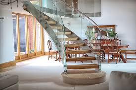 Helical Staircase Design with High End Helical Staircase Private Residence U2013 F W Hall U0026 Son Ltd