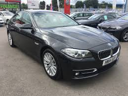 2014 Bmw 525i Used Bmw 5 Series Cars For Sale Motors Co Uk