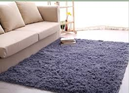 amazon com ultra soft 4 5 cm thick indoor morden area rugs pads