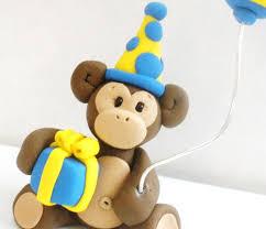 monkey cake topper monkey cake topper monkey figures 10 tiny plastic monkey