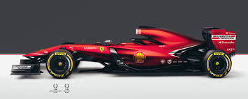scuderia f1 scuderia f1 concept 2016 wasfire
