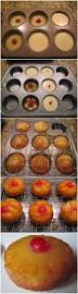 mini pineapple upside down cakes used yellow cake mix should