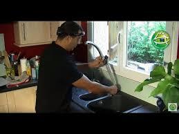 montage d un robinet de cuisine comment installer un robinet mitigeur