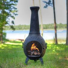 chimineas amazon com