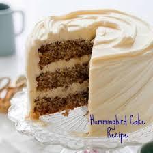 hummingbird cake recipe a favorite southern dessert